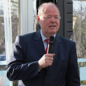 Peer Steinbrück - Neujahrsempfang 2012
